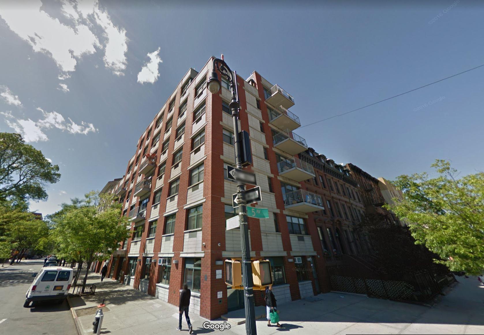 Harlem development site