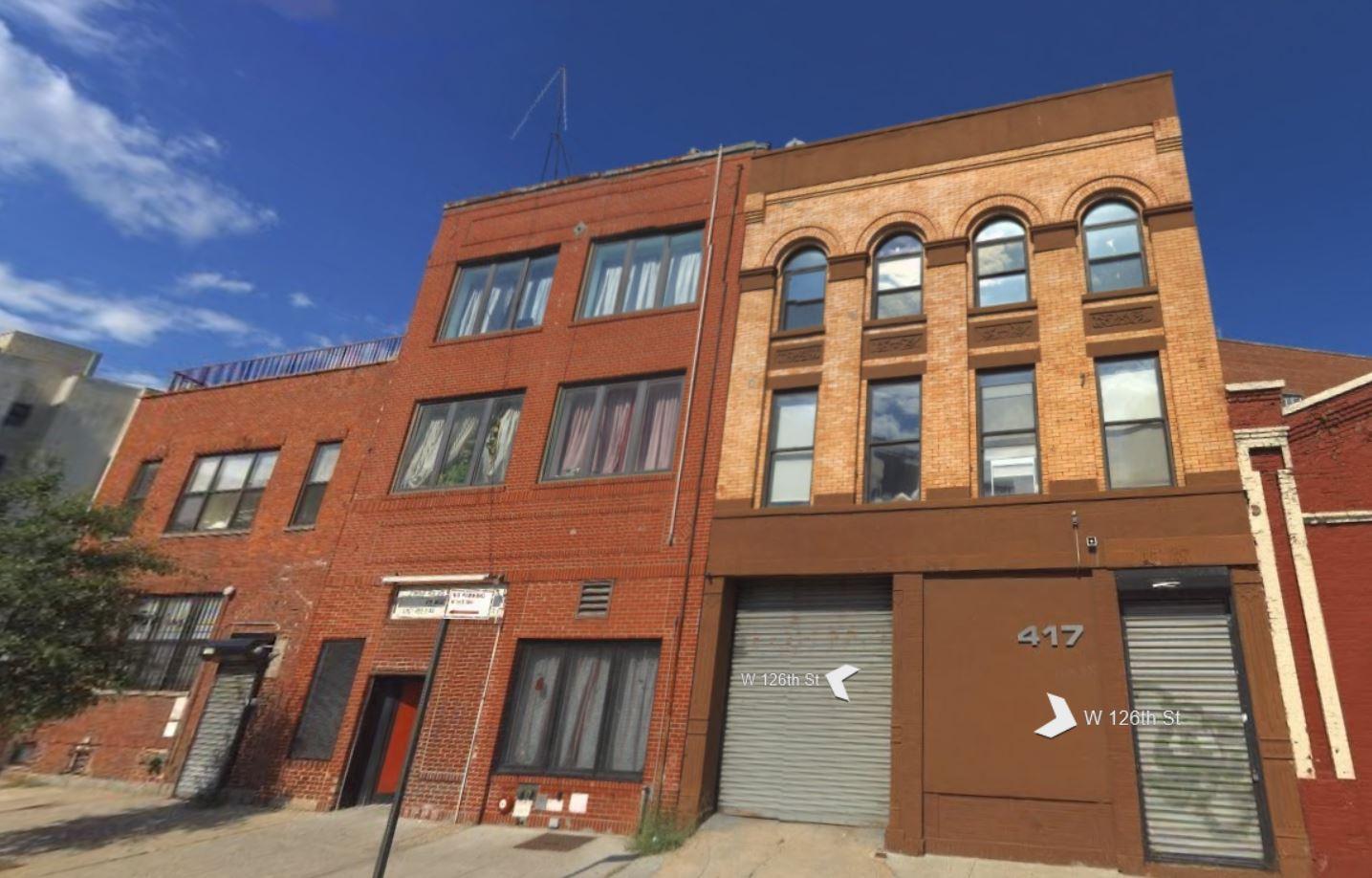 Harlem Loft Building