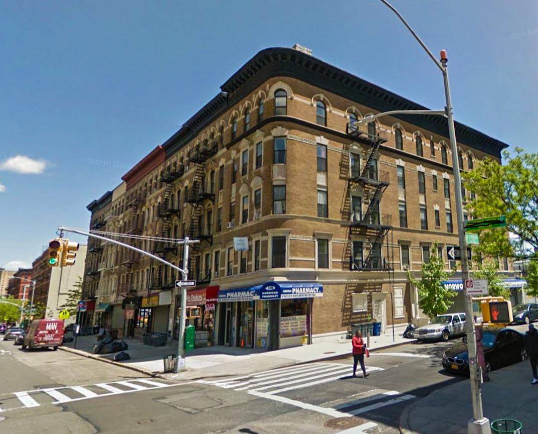 Harlem mixed-use renovation