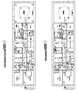 Soho floor plans